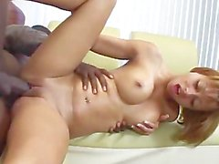 Angel Cummings: Beautiful Black Bitch