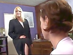 Mature and Young Lesbians 1 BVR