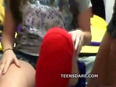 Video casero hot College Party