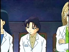 Devoted enema nurses 1