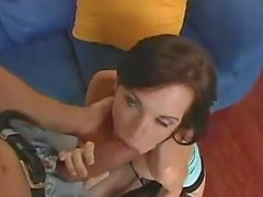 Busty MILF Fucks Monster Dick