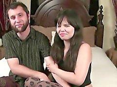 Casting Trentenaire Fisting et threesome de Danielle Amateu désespérés