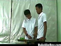 Asombroso asiática gay vídeo de del porn del hardcore