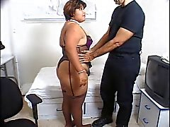 Selenne (Latina BBW) & Will Ravage