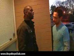 Großen muskulösen schwarze Homosexuell Jungen erniedrigen white Burschen Sex achtzehn