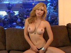 Heather Vandeven masturbación Cam 1