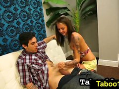 FetishNetwork Kendra Cole Strips for stepbro