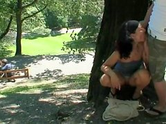 czech amateur public sex