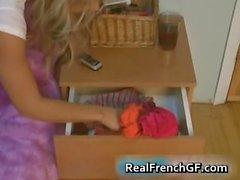 Tight gf francés sanos coño y el parte 3