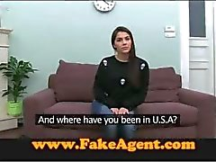 Casting of Italian Latina Beauty in