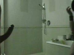 GF toilet fuck with partner