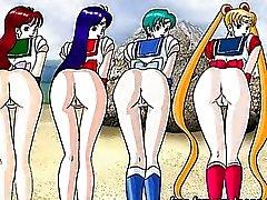 Orgias lésbicas famosas hentai