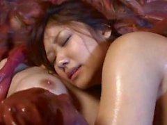 Tentacle Orgasm 6 Final Scene Alien Control