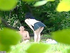 Пляж Sex Любительские # 92
