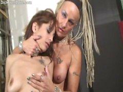 Latina Series Lez Teen Lola with MILF Vikinga
