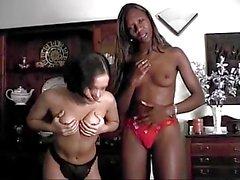 Nadia and Emma - Wank With Me1