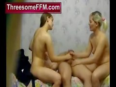 Amateur Polish Threesome FFM - threesomeffm