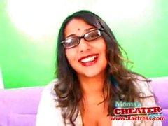 indian mom Rita patel cheating