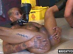 Big Dick poika kusi kanssa cumshot