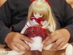 Guy Fucks Anime Dolls