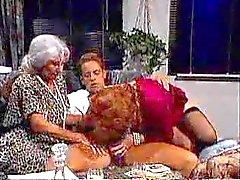 Rocco försöker tre varm tanter