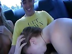 Tenn college girls copulating in cars
