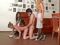 Coupling slaves