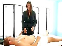 Rilynn Rae In Massage Parlour