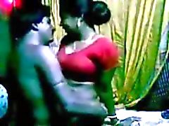 Indian horny gamil maid rough fuck by party member