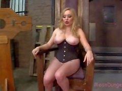 Aiden has bitchboy worship Her beautiful , dominant feet
