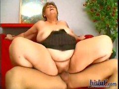 This slut got laid