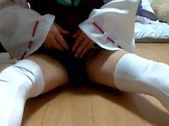 suwako moriya cd cosplay