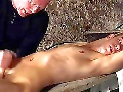 Do my penis gay porn British youngster Chad Chambers is his latest