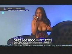 Amber James recorded BS nightshow…..naughty day time girl gone BAD!