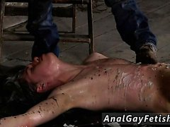 Gay white country sex videos in 3gp Chained to the warehouse