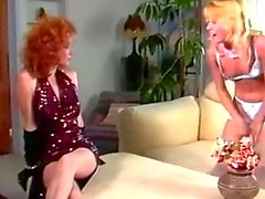 Classic Nikki Charm In Threesome...