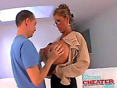 Minka XXX cheating wife
