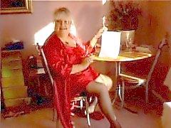 Mollige Frauen Fran von Santa Fick