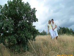 Teen Outdoor Sex 7