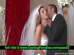 Kayla Paige atemberaubend Braut vollbusig