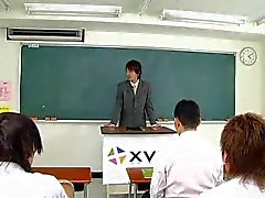 japanese babe fuck in classroom