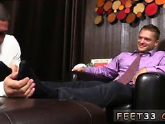 Free gay foot fetish sneakers Tyrell's Sexy Feet Worshiped