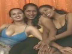 3 Indian girls Anal