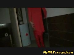 My MILF Exposed - Eropean mature gang bang party