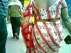 Amazing desi aunt walk 3