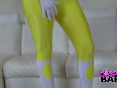 The Yellow Ranger HD