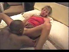 Hot Blonde Wife gets stuffed with BBC