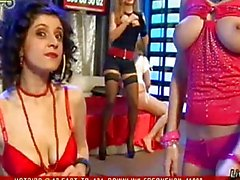 show live in pantyhose
