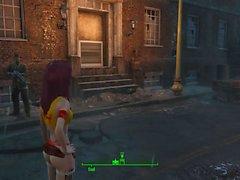 Fallout 4 Sexy schoolgirl 2