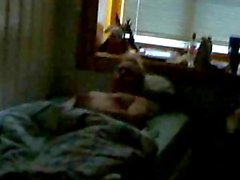Swedish guy caught wanking by Norweigan friend - spy cam